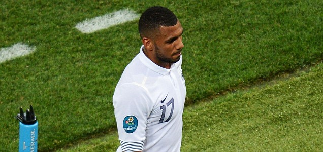 Yann M'Vila of France