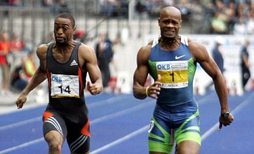 Tyson Gay and Asafa Powell to clash in London before Olympic Games