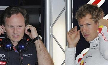 Sebastian Vettel is not going to Ferrari says Red Bull chief Christian Horner
