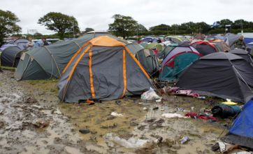 T in the Park 2012: Heavy rain forecast for the whole weekend