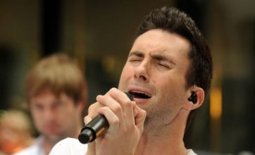 Maroon 5, Chris Brown and Will.I.Am in chart battle for No. 1