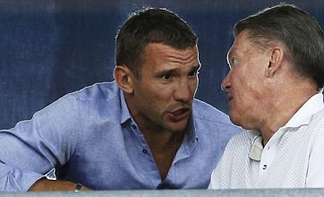 Andriy Shevchenko set to snub MLS move for Chelsea role