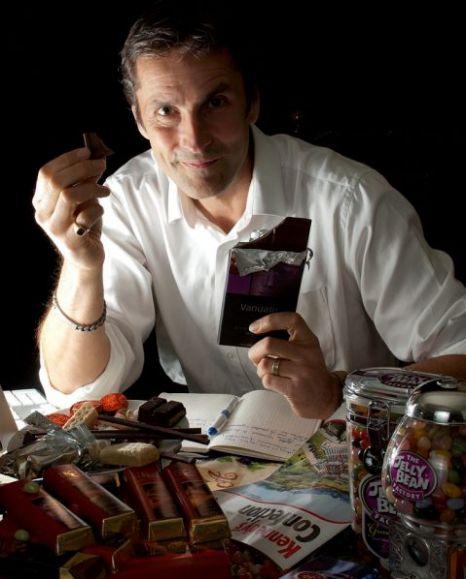 Angus Kennedy, chocolate