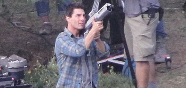 Showbiz film Tom Cruise Katie Holmes