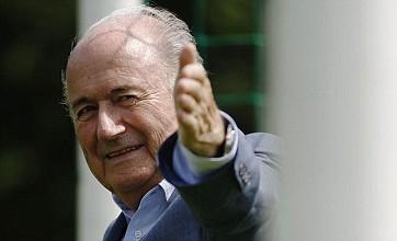 Fifa's Sepp Blatter refuses to accept blame over bribery scandal