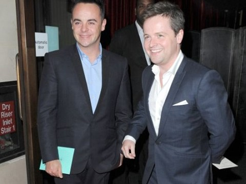 Ant McPartlin in hospital dash after slicing his thumb while preparing Sunday roast for Dec