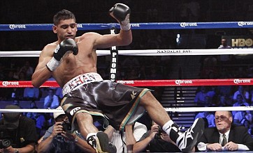 Carl Froch urges Amir Khan to retire after defeat to Danny Garcia