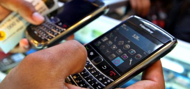 Blackberry, Research in Motion, Mformation Technologies.