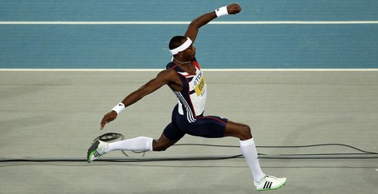 London 2012 Olympics athletics