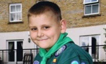 Boy, 10, battles autism to win 47 Cub Scout badges
