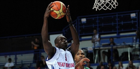 London 2012 Olympics basketball