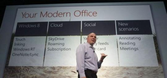 Office 2013, Microsoft.