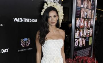 Demi Moore's daughters 'considering taking out a restraining order'