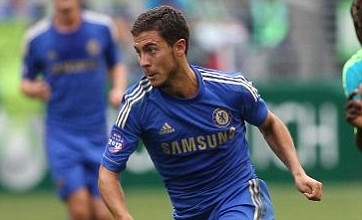 Eden Hazard and Marko Marin shine for Chelsea on US tour