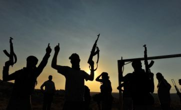 Syrian rebels seize control of Turkey and Iraq border crossings in conflict