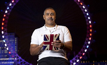 Daley Thompson aims barb at Steve Redgrave over Olympic flame battle