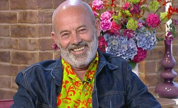 Keith Allen 'banned' from taking drugs live on Channel 4 show