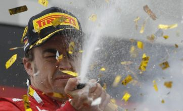 Fernando Alonso wins German Grand Prix as 'stupid' Lewis Hamilton retires
