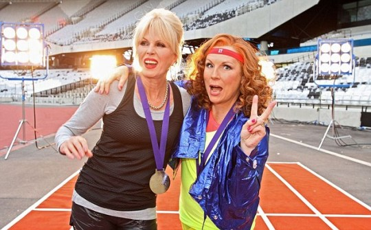 Absolutely Fabulous Olympics Special