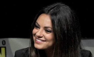 Ashton Kutcher and Mila Kunis caught being more than 'comfortable'
