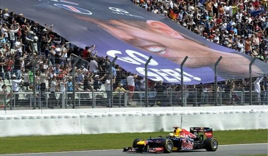 F1 2012 Red Bull Sebastian Vettel
