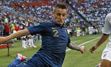 Mathieu Debuchy's move to Newcastle on the cusp of collapse