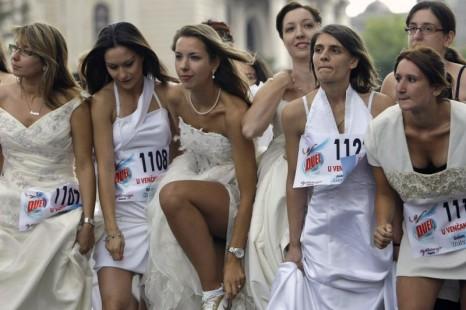 Bridal run