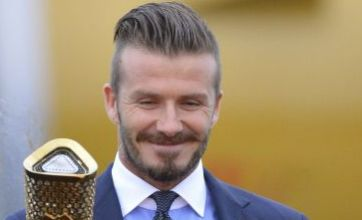 David Beckham reveals he will play a part in Olympic opening ceremony