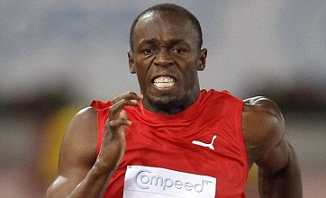Fears over Usain Bolt's fitness for London 2012 Olympics quashed