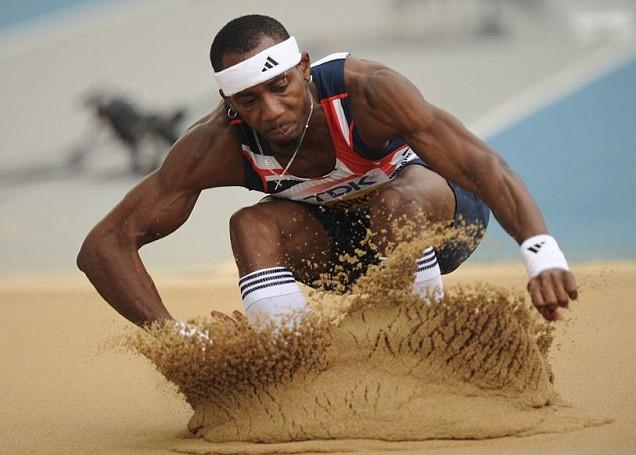 GB triple jumper Philips Idowu