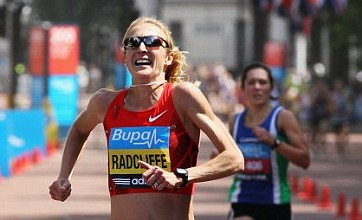 Paula Radcliffe 'has 50/50 chance of competing in London 2012 marathon'