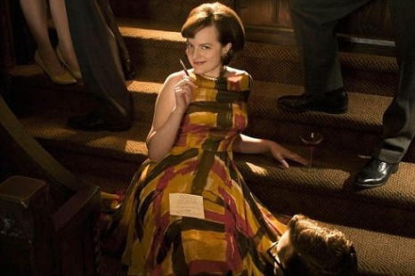 Elisabeth Moss, Peggy Olson, Mad Men