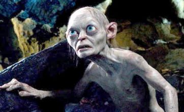 Gollum takes centre stage in new images from The Hobbit