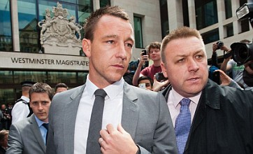 Chelsea's John Terry denies FA charge of abusing QPR's Anton Ferdinand