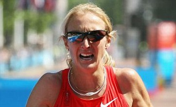 Paula Radcliffe out of London 2012 Olympics marathon with foot injury