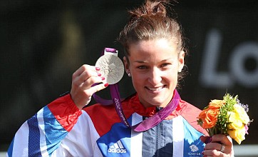London 2012: Lizzie Armitstead claims Team GB's first medal with road race silver