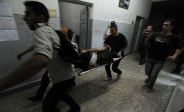 Syria: UK charge d'affaires quits 'violent' Bashar al-Assad regime