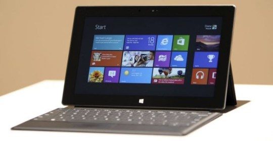 Microsoft Surface, release date.