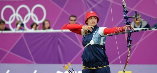 London 2012 Olympics archery