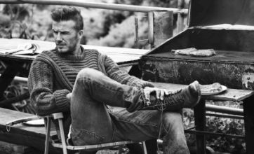 David Beckham on calling Prince William and Harry his 'mates'
