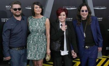 Sharon Osbourne: Jack is doing well, the Osbournes can survive anything