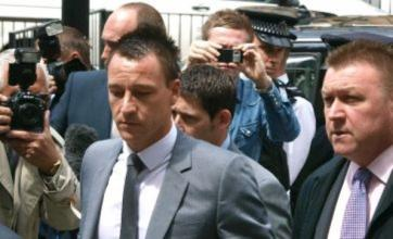 John Terry's England place safe even if racism charge is upheld