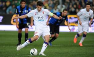 Roberto Mancini is keen to sign Stevan Jovetic (Getty Images)