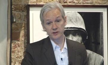 UK has 'given up' on Julian Assange raid, says Ecuador president