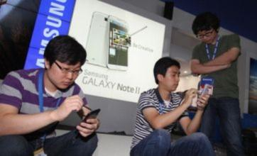 IFA 2012: Galaxy Note 2, Sony touchscreen and HTC Desire X
