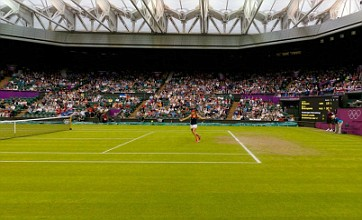 Wimbledon Centre Court with Laura Robson in 360 degrees