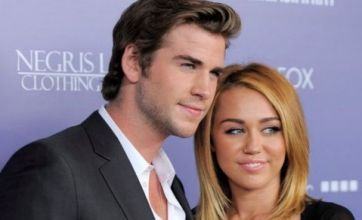 Miley Cyrus 'driving Liam Hemsworth crazy' on set of new film Paranoia