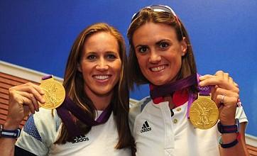Rowing golden girls proud of women's success for Team GB