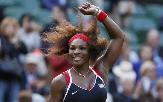 Serena Williams Olympic