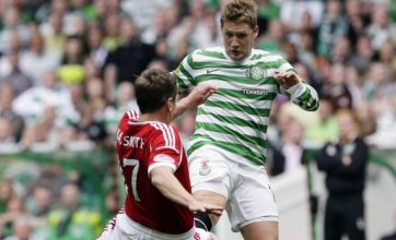 Celtic beat Aberdeen 1-0 in opening SPL game after goalkeeping mistake